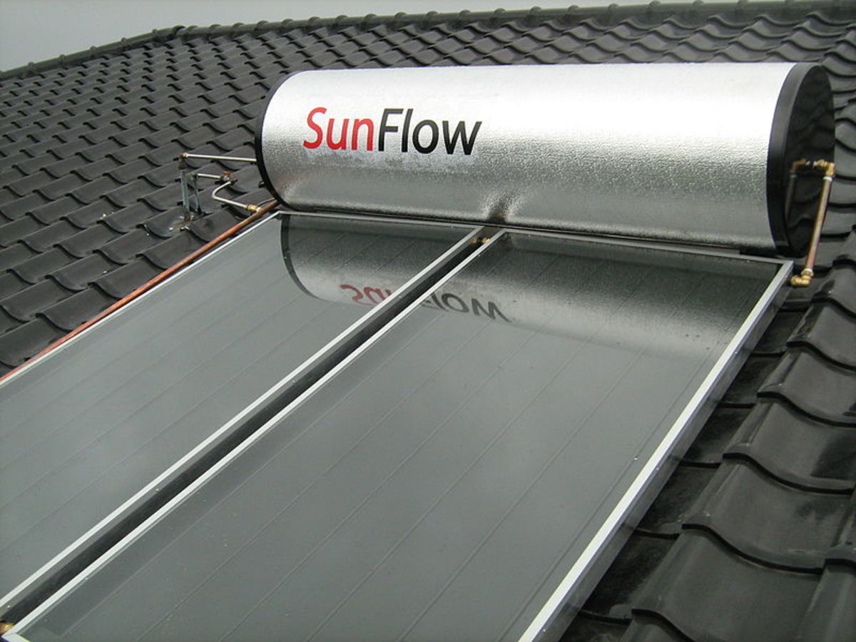 Home Water Heater, Go Solar for Efficient Heat