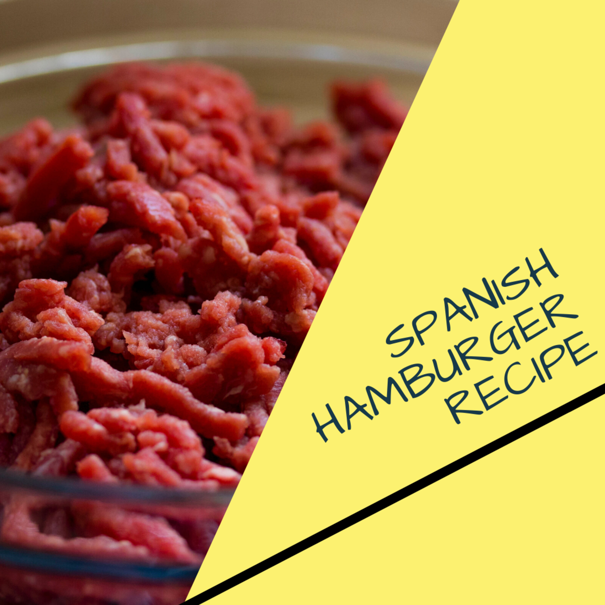 Easy 80-Year-Old Heirloom Spanish Hamburger Recipe