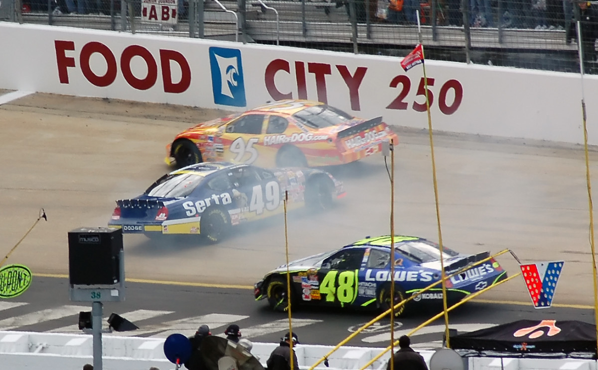 Nascar Races: A Look At Fan Deaths and Spectator Injuries