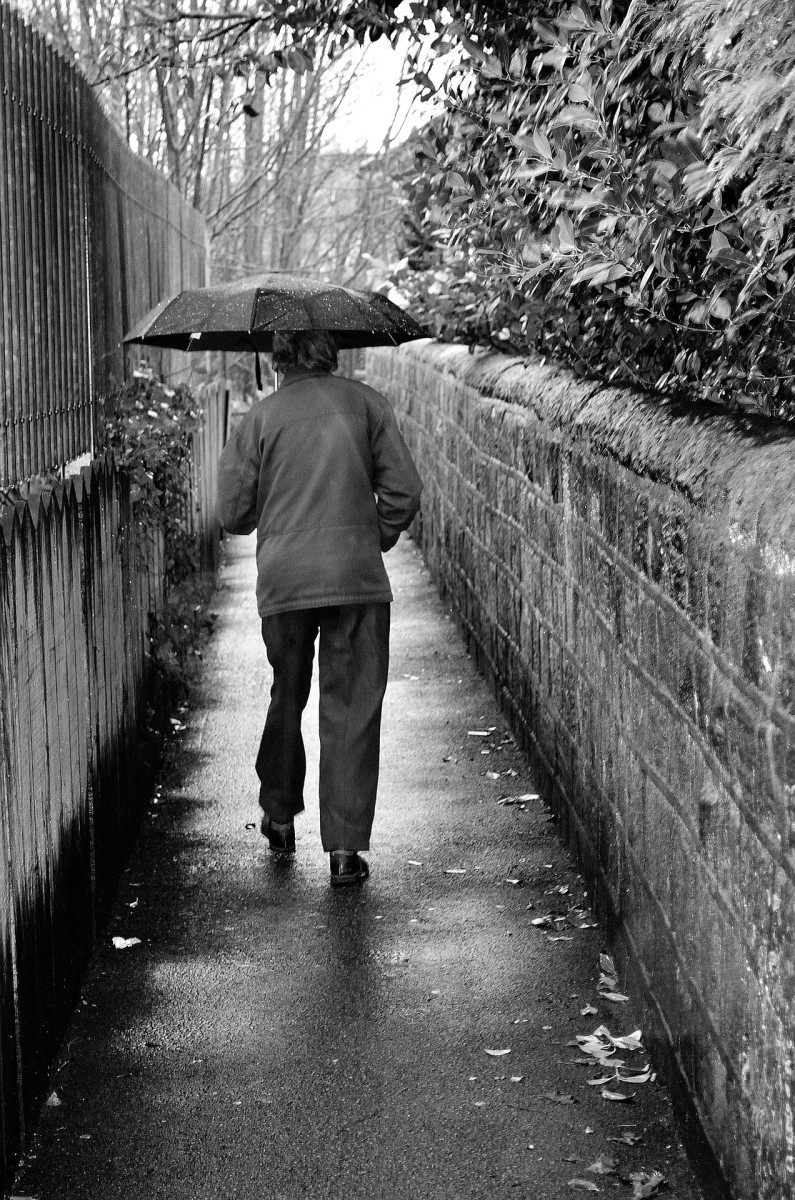 Rainy Days and Mondays: Why Do We Feel Sad and Depressed?