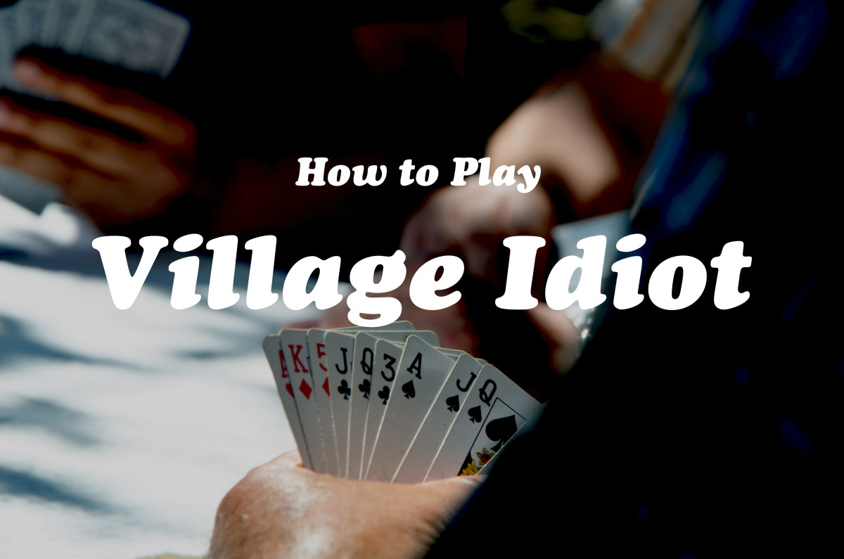 Village Idiot Card Game Rules and How to Play