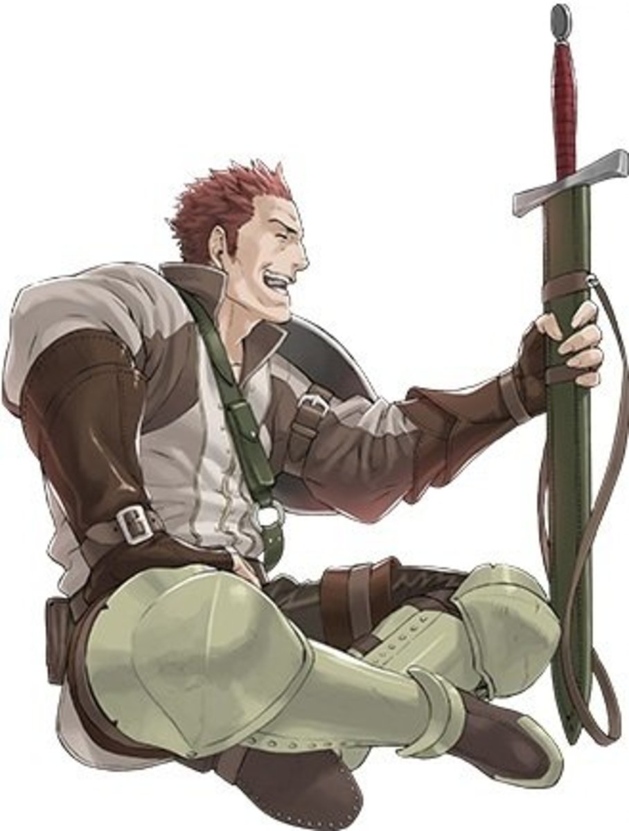 """Fire Emblem: Awakening"" Units - Gregor Info"