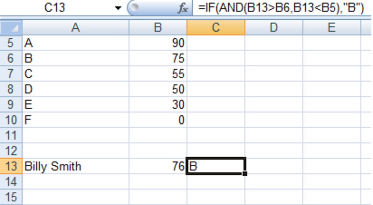 Ediblewildsus  Nice Using The If And Iferror Functions In Excel  And   With Exciting Using If And And In A Formula In Excel  And Excel  With Beautiful Excel Nested If Function Also What Are Excel Spreadsheets Used For In Addition Excel Data Loader And Excel Vba Regex As Well As Row Height In Excel  Additionally Gantt Project Excel Template From Turbofuturecom With Ediblewildsus  Exciting Using The If And Iferror Functions In Excel  And   With Beautiful Using If And And In A Formula In Excel  And Excel  And Nice Excel Nested If Function Also What Are Excel Spreadsheets Used For In Addition Excel Data Loader From Turbofuturecom