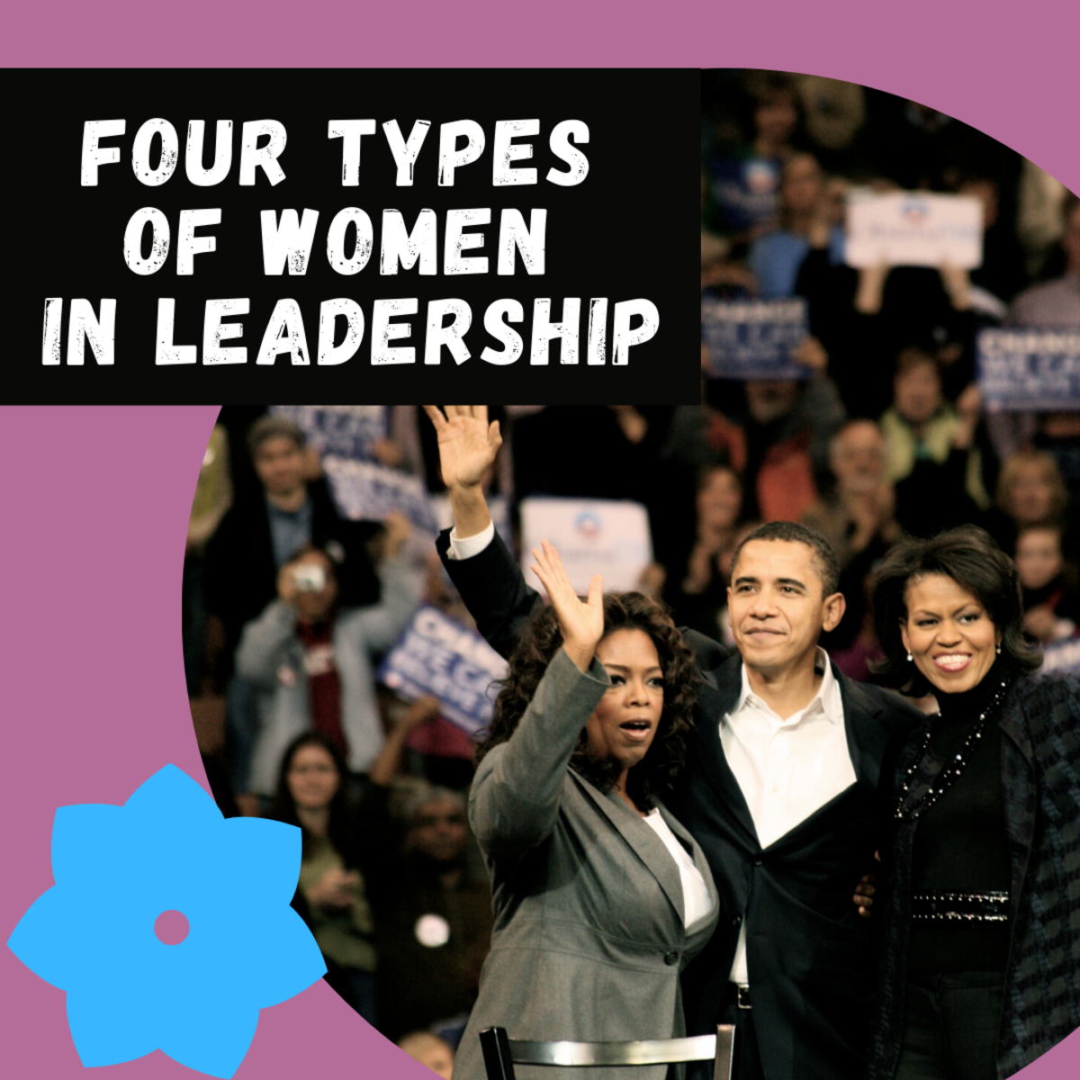 The Four Types of Women in Leadership