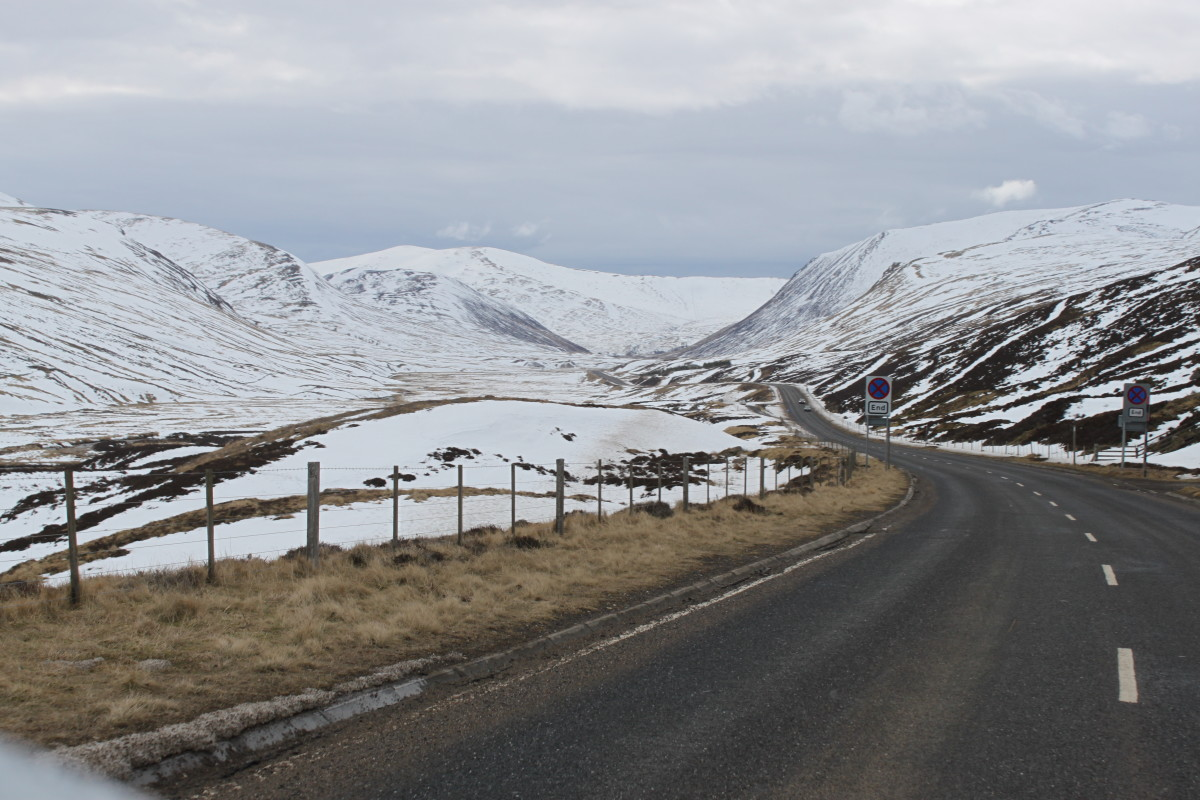 The Best Road Cycling Climbs In Scotland