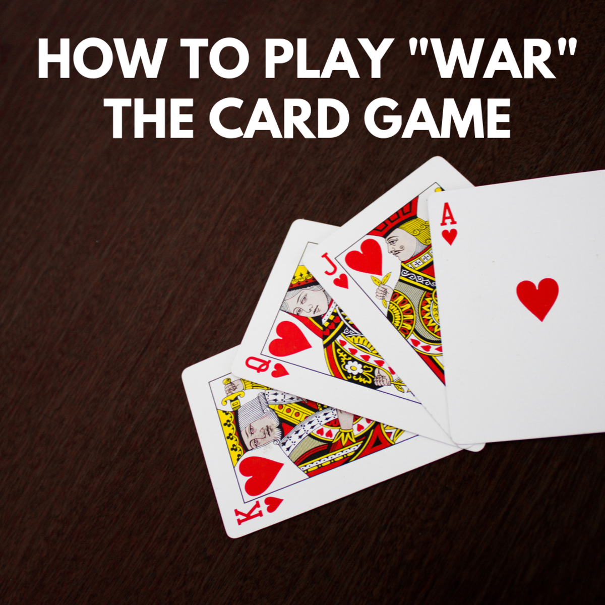 How to Play the War Card Game