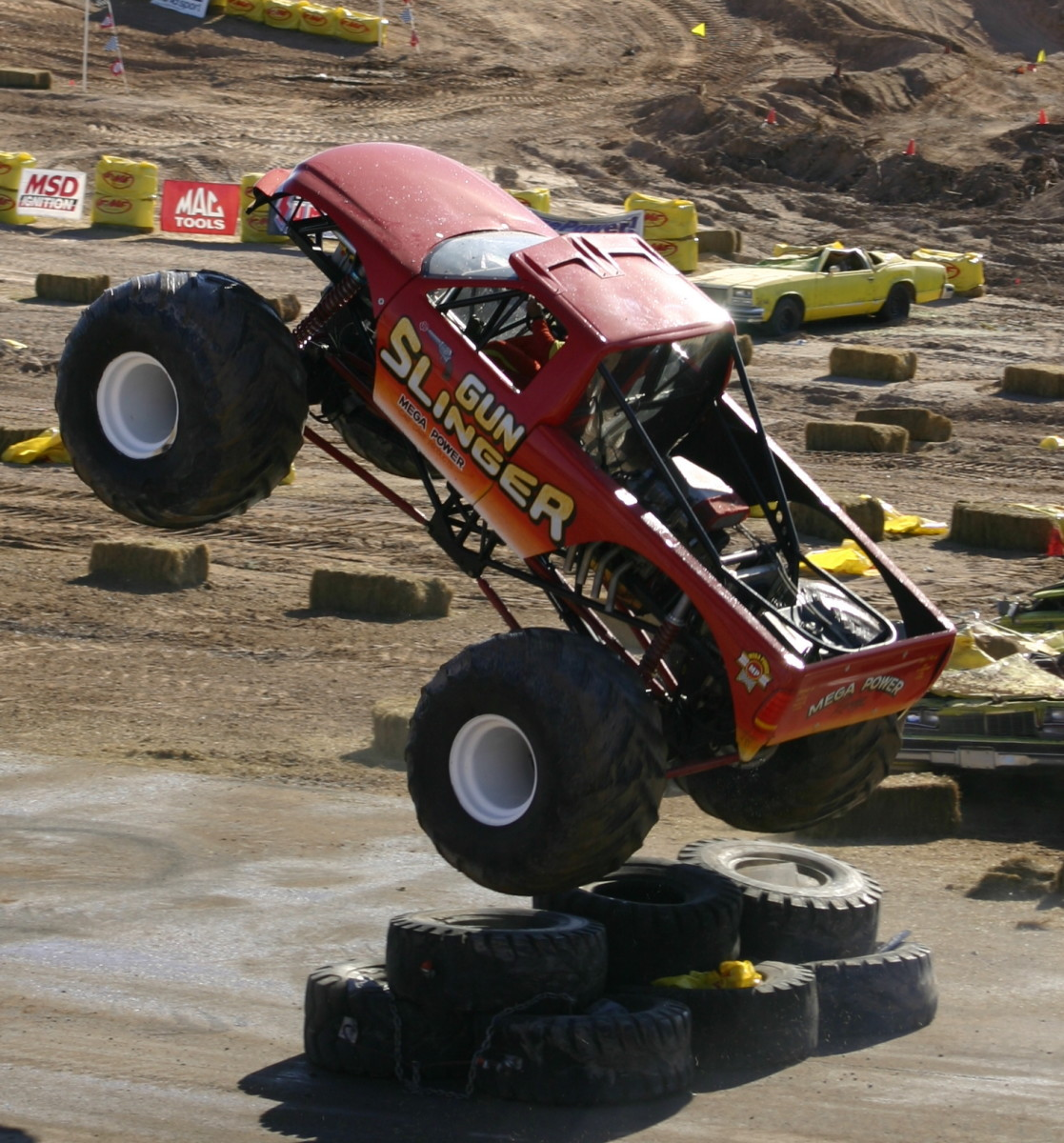 monster truck madness a look at fan deaths spectator injuries