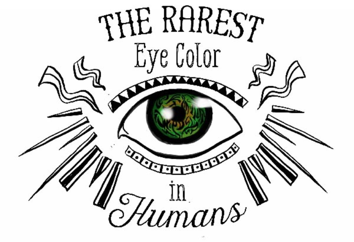 Rarest Eye Color in Humans | Owlcation
