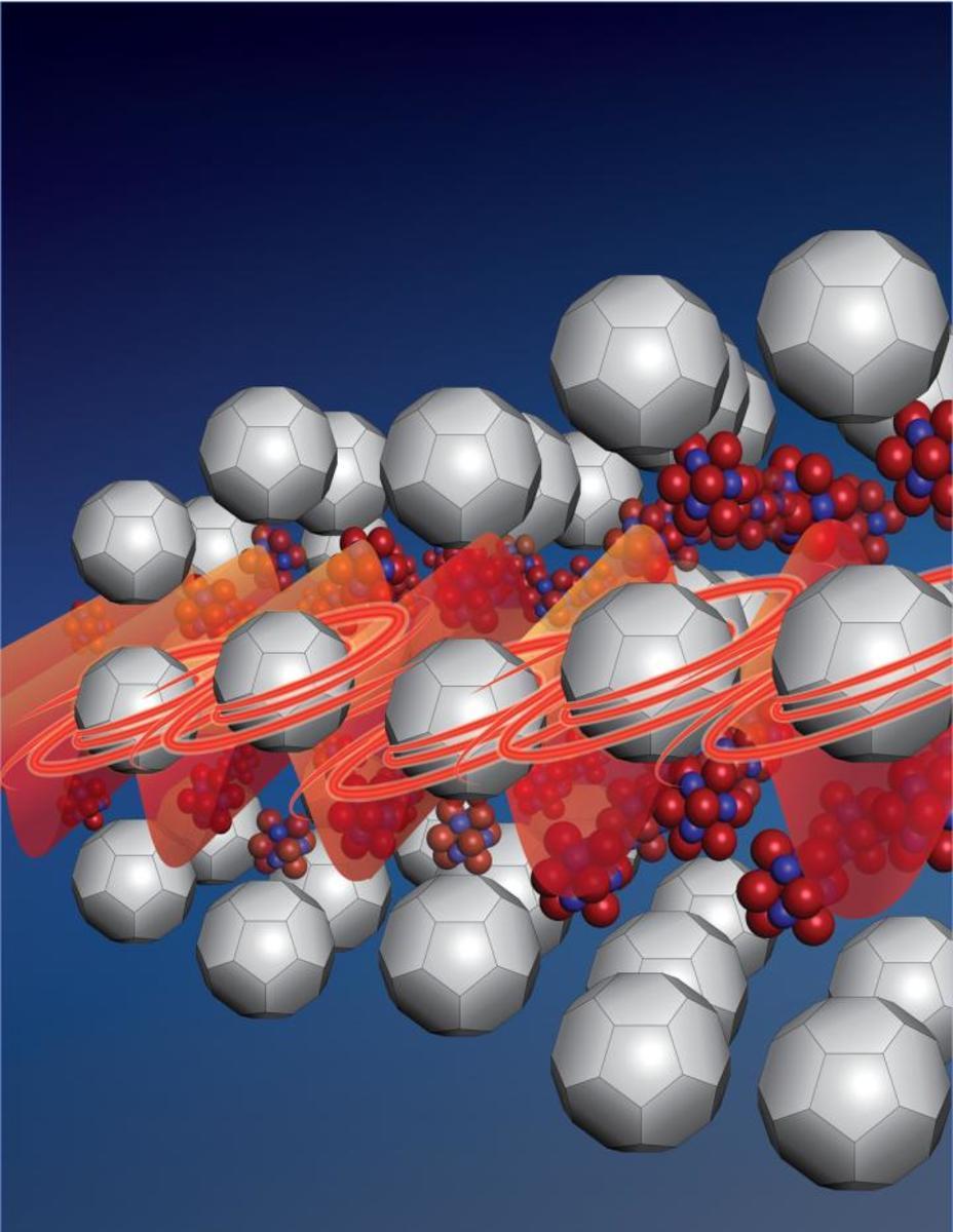 Superatomic crystals