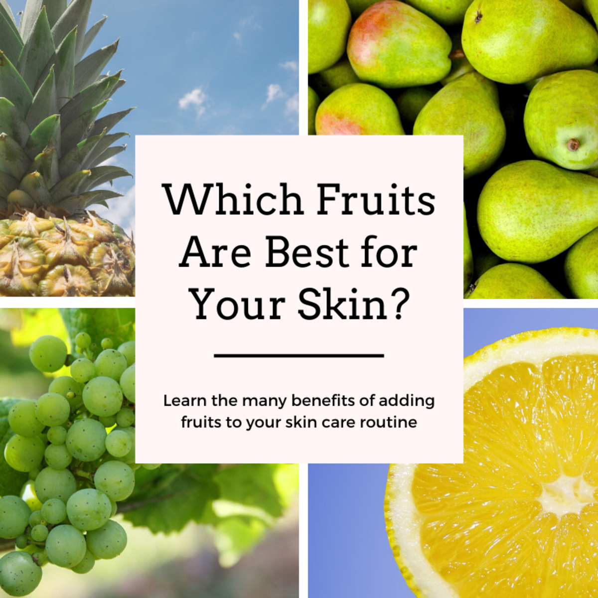 This article will break down which fruits are best for your skin and how they can benefit you in multiple ways.