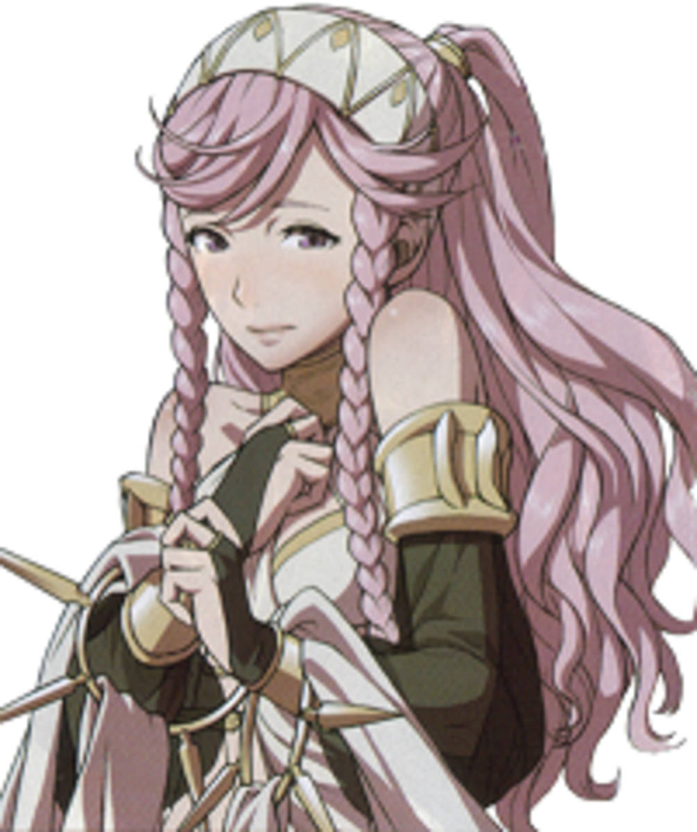 Fire Emblem: Awakening Units - Olivia Info