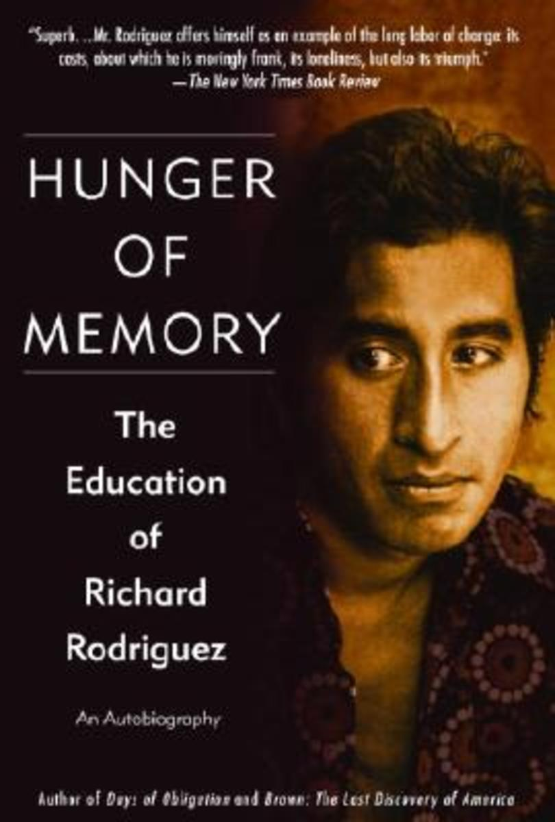 Hunger of memory book summary
