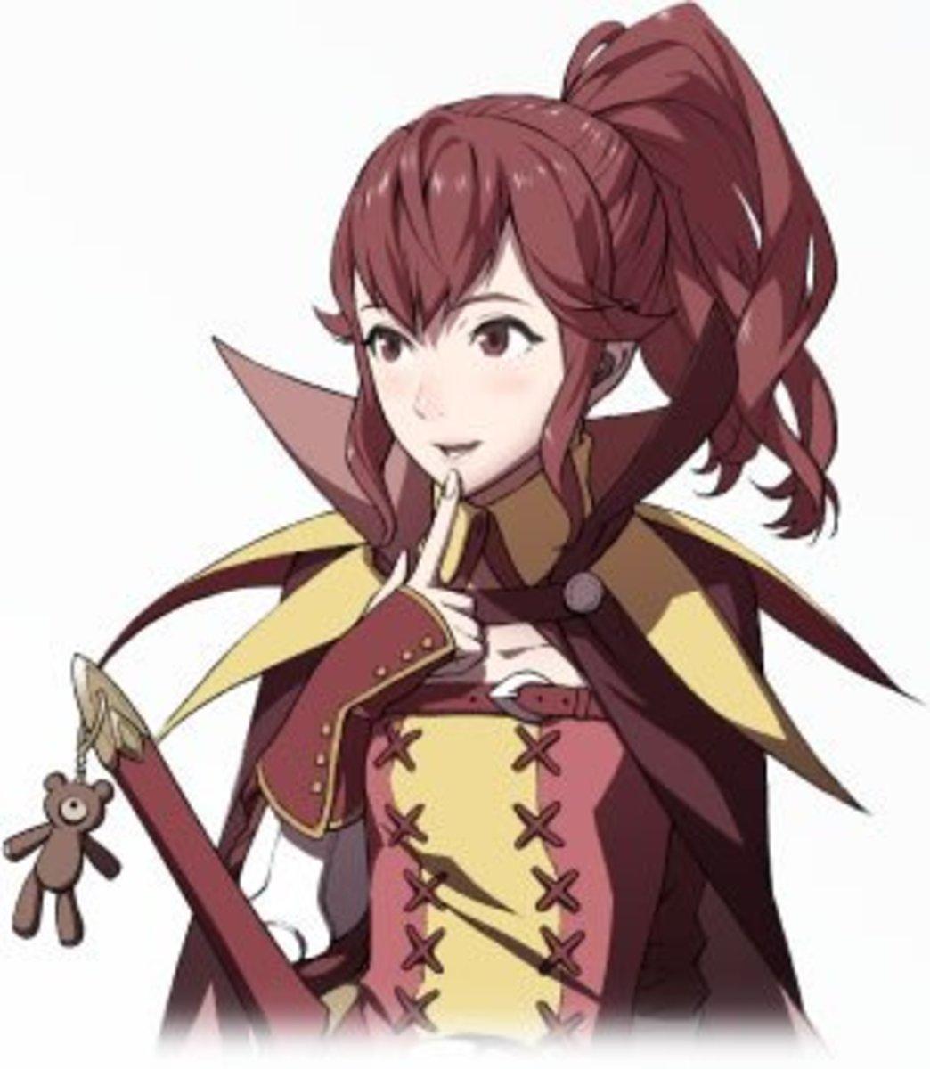 Fire Emblem: Awakening Units - Anna Info