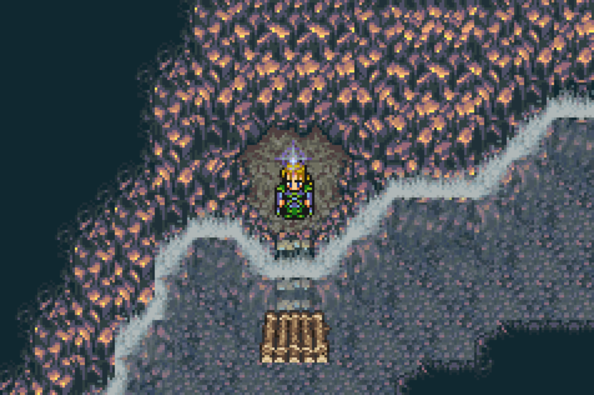 Final Fantasy VI walkthrough, Part Eight: Lethe River