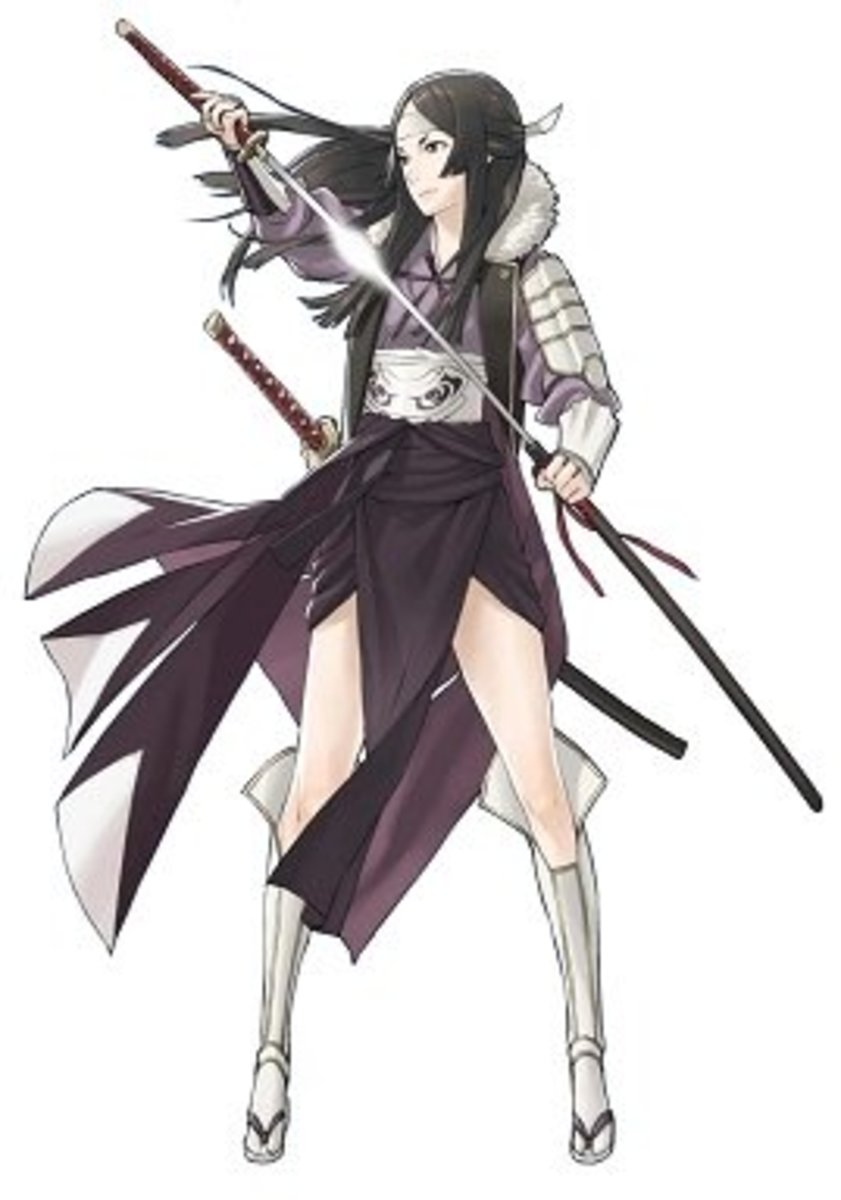 Fire Emblem: Awakening Units - Say'ri Info