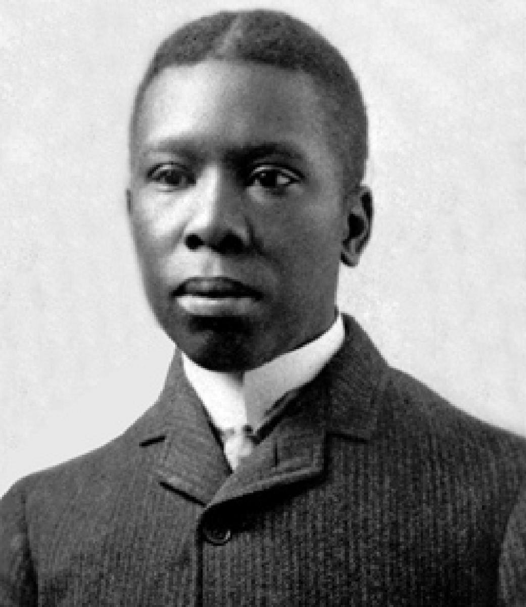 Paul Laurence Dunbar (1872-1906).