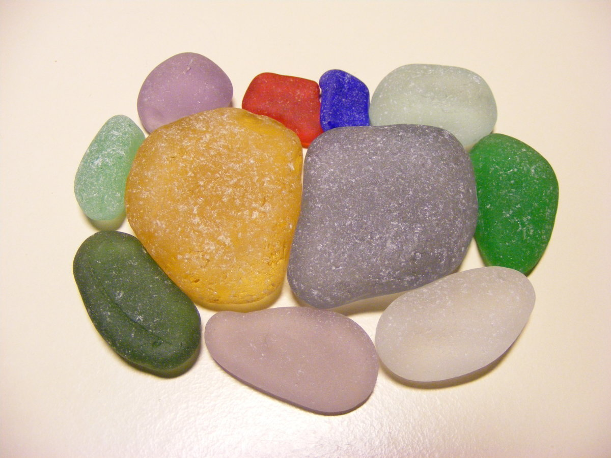 Gems of the Sea: The Best of my Sea Glass Collection from the Shores of Nova Scotia