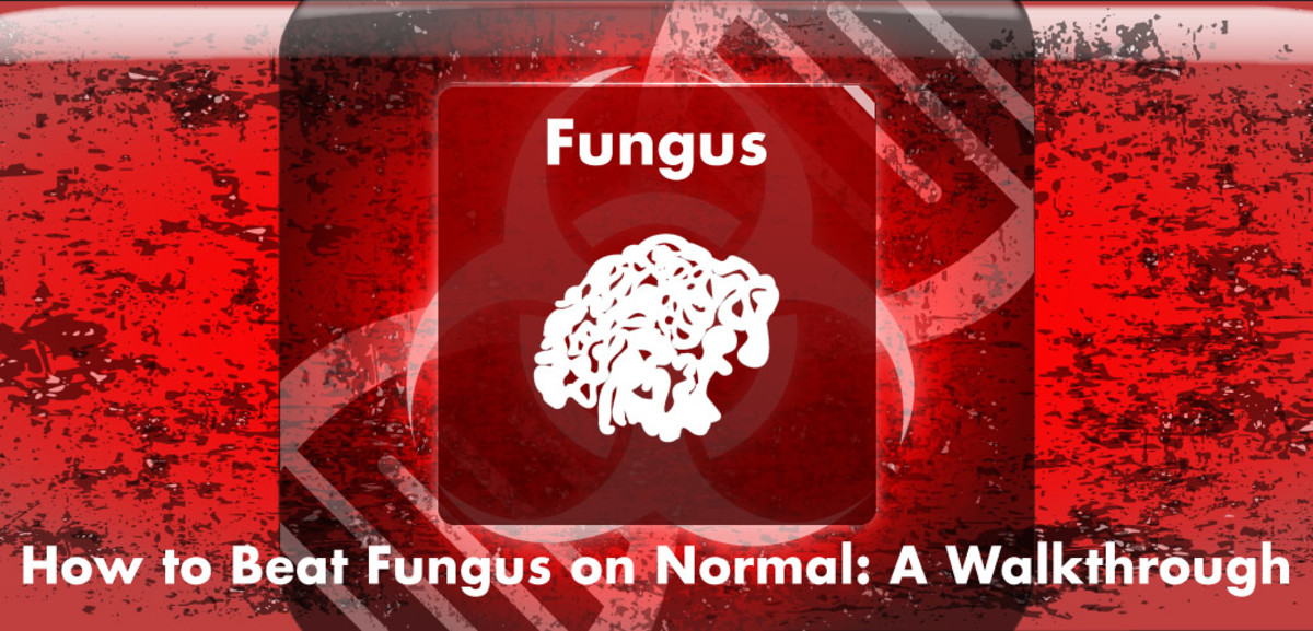How to Beat Plague Inc. Fungus on Normal