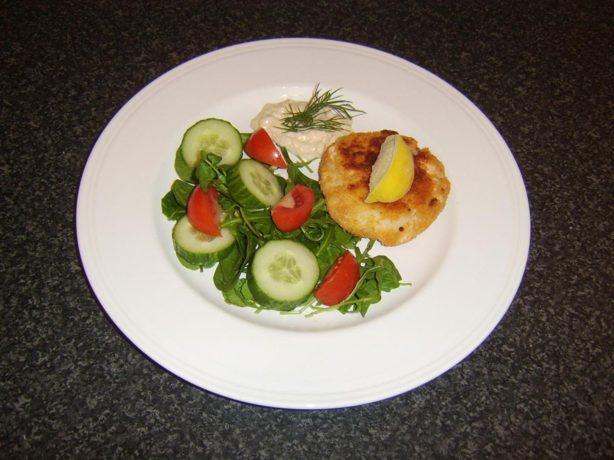 3 Salmon Fish Cake Recipes