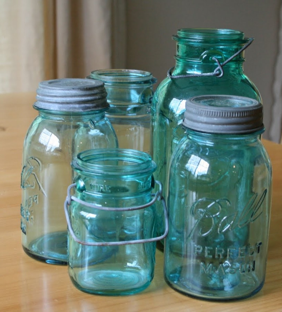 Easy Mason Jar Craft Project Ideas