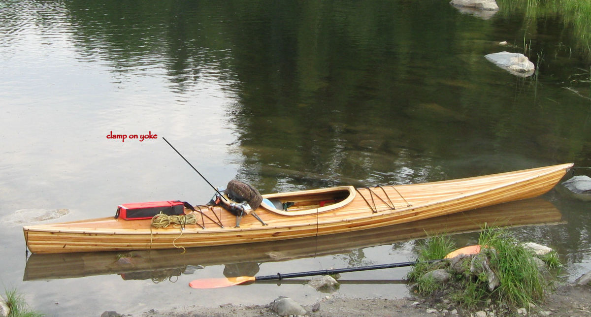 How to Make a Kayak Portage Yoke