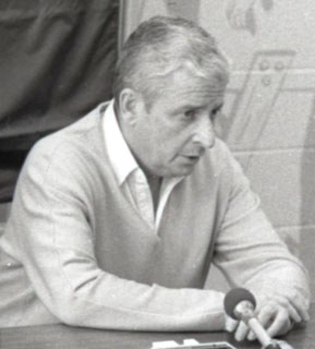 Art Modell moved the Browns to Baltimore in 1995.