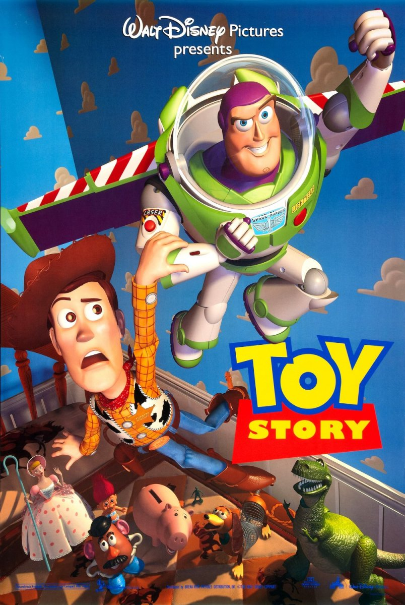 "Movie Review: ""Toy Story"""