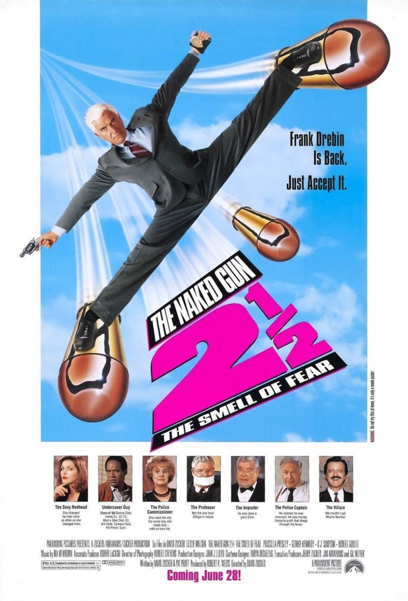 Should I Watch..? 'The Naked Gun 2 1/2: The Smell Of Fear'
