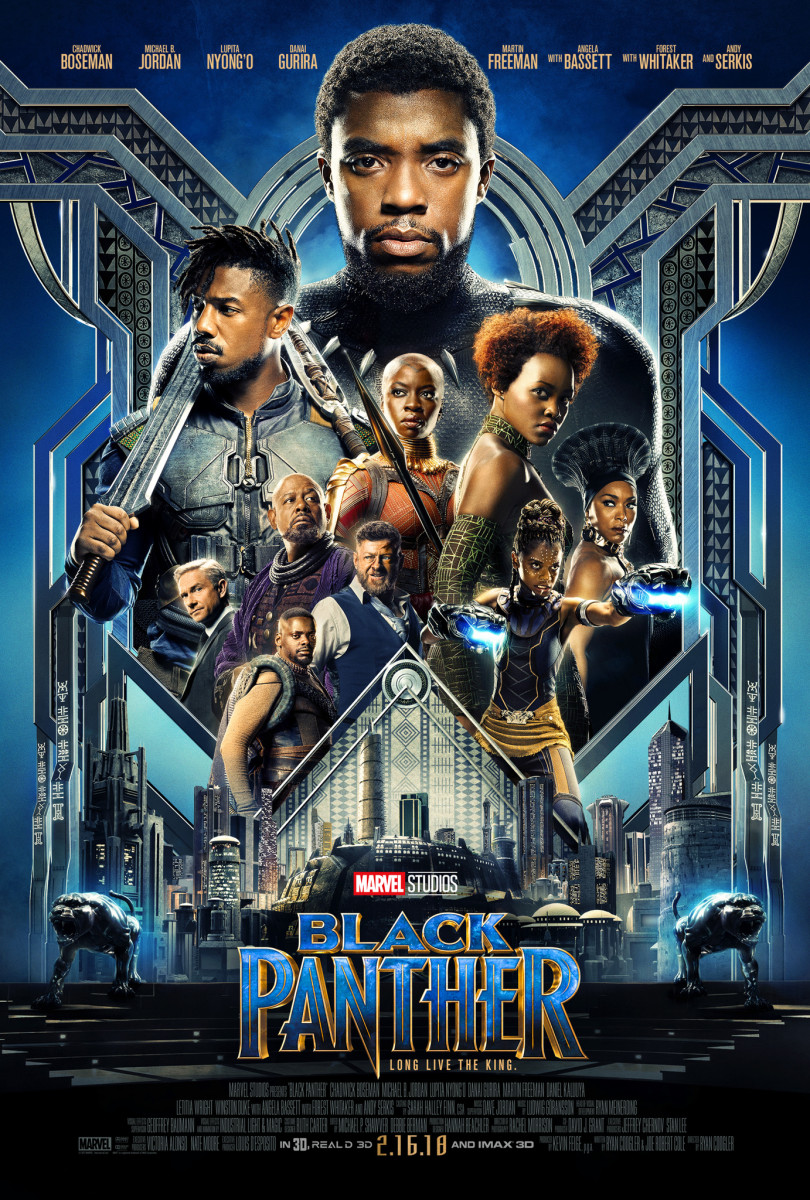 'Black Panther' - Infinity Saga Chronological Reviews