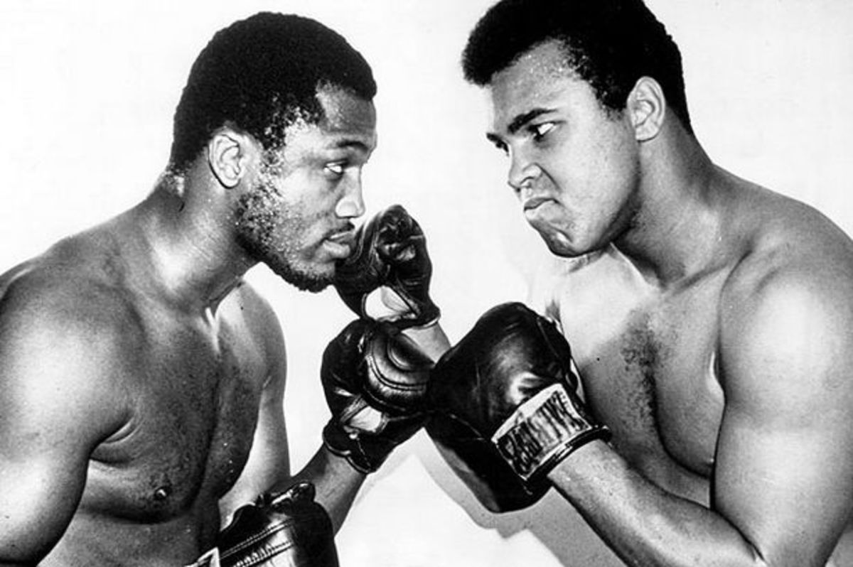 Greatest Sports Rivalries:  Muhammad Ali vs. Joe Frazier