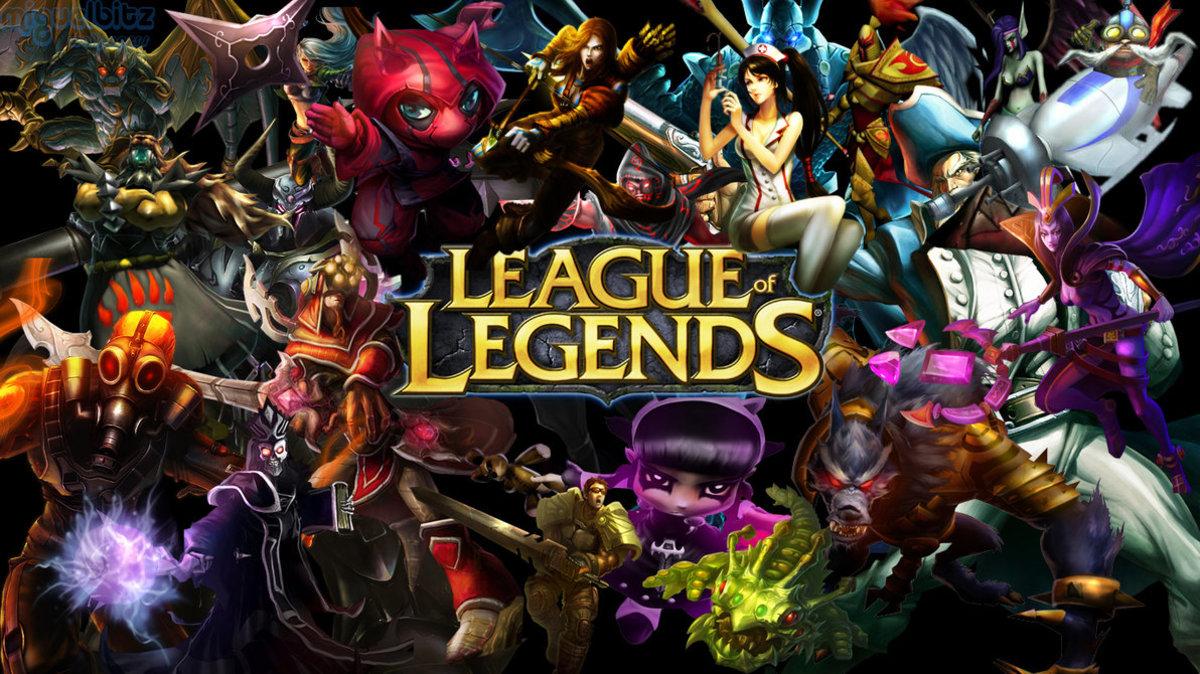 League Of Legends 7 Annoying Champions Levelskip