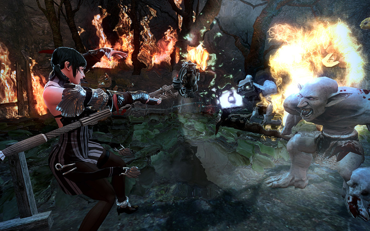 5 Games Like Vindictus