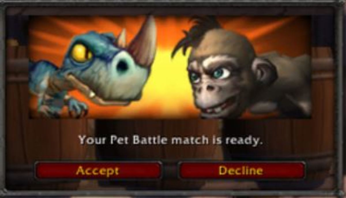 "Discover some strategies for building a strong team of battle pets in ""WoW."""