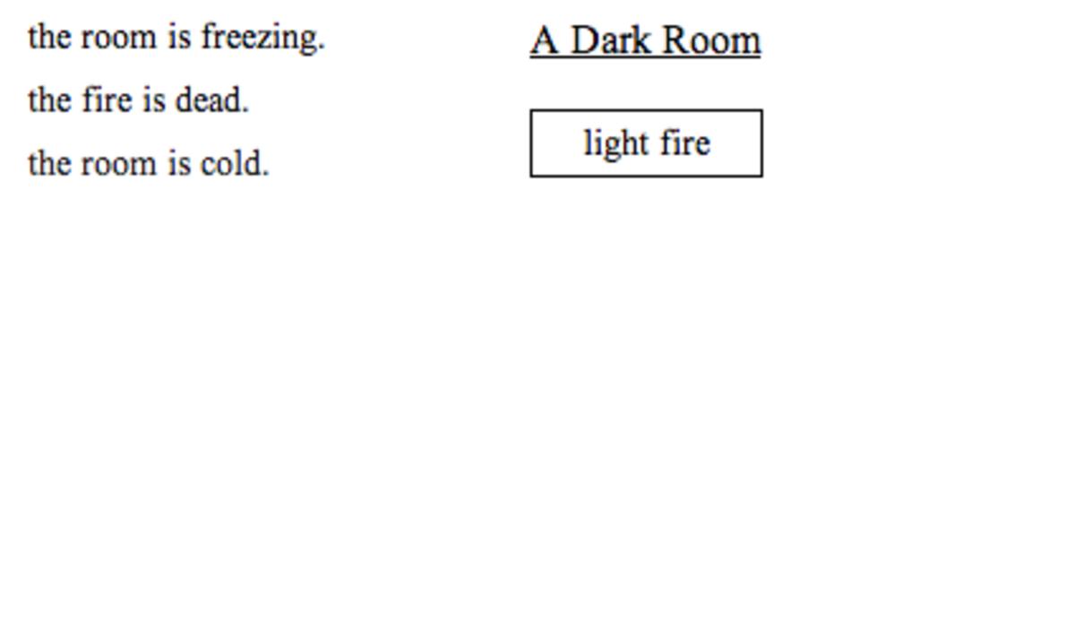 A Dark Room - by doublespeak games