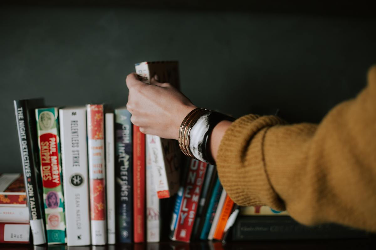 Where to find cheap used books.