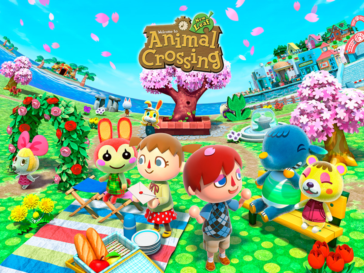 """Animal Crossing"" is a cute, worry-free and addicting game to play when you want to escape reality for a little bit."