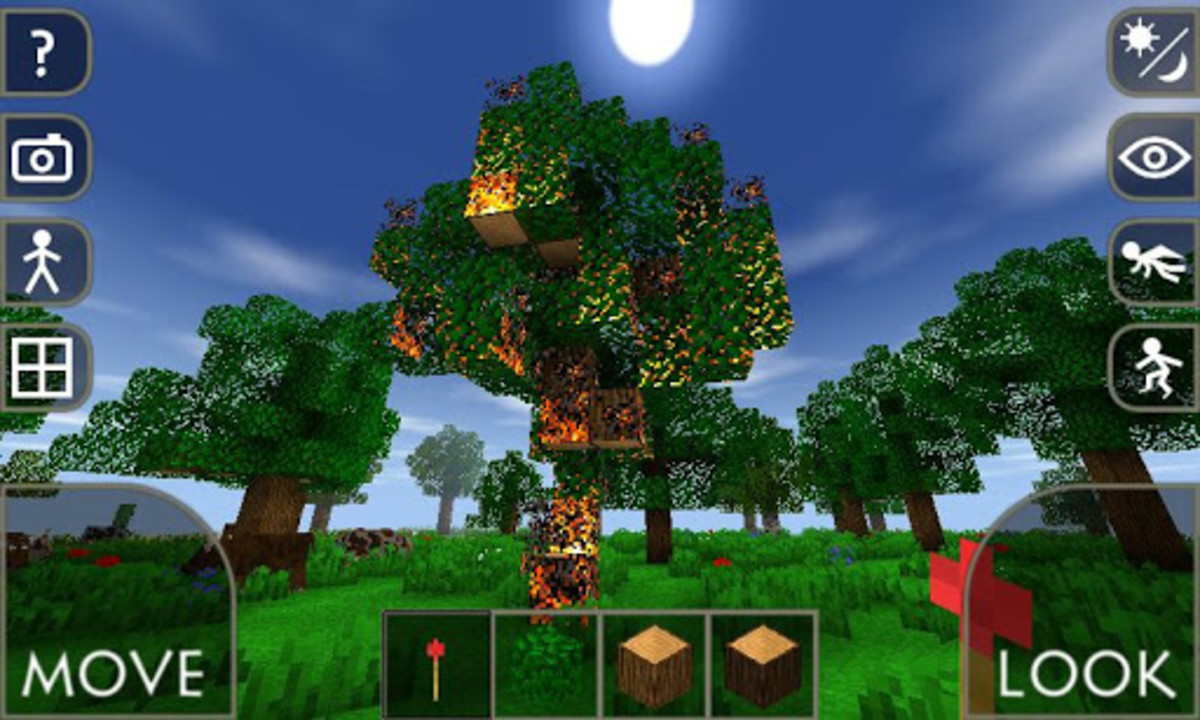 6 Games Like Minecraft for Android Phones