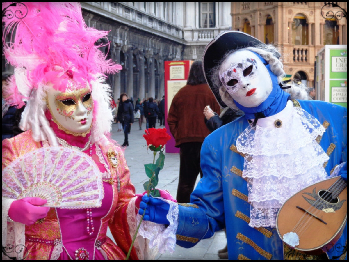 City of Masks: The Carnival of Venice
