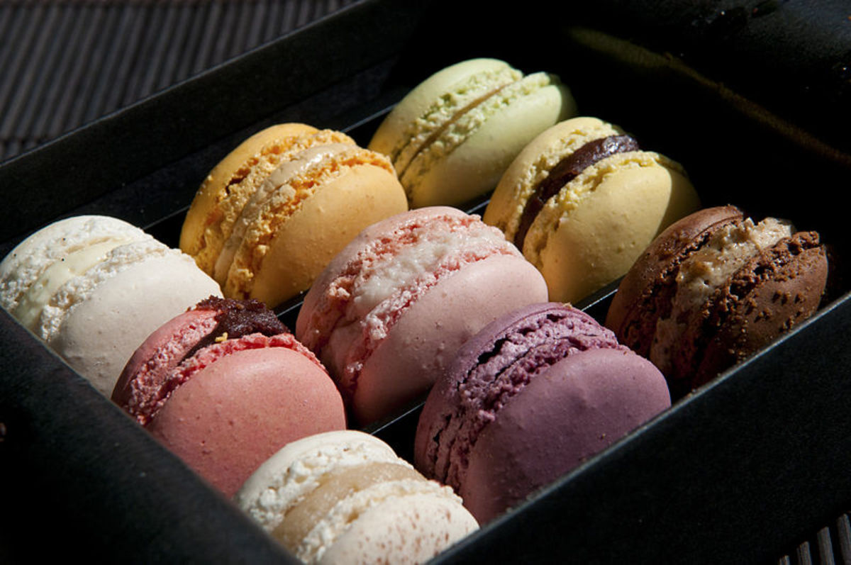 Ladurée macarons are legendary . . . but are they really worth the hype?