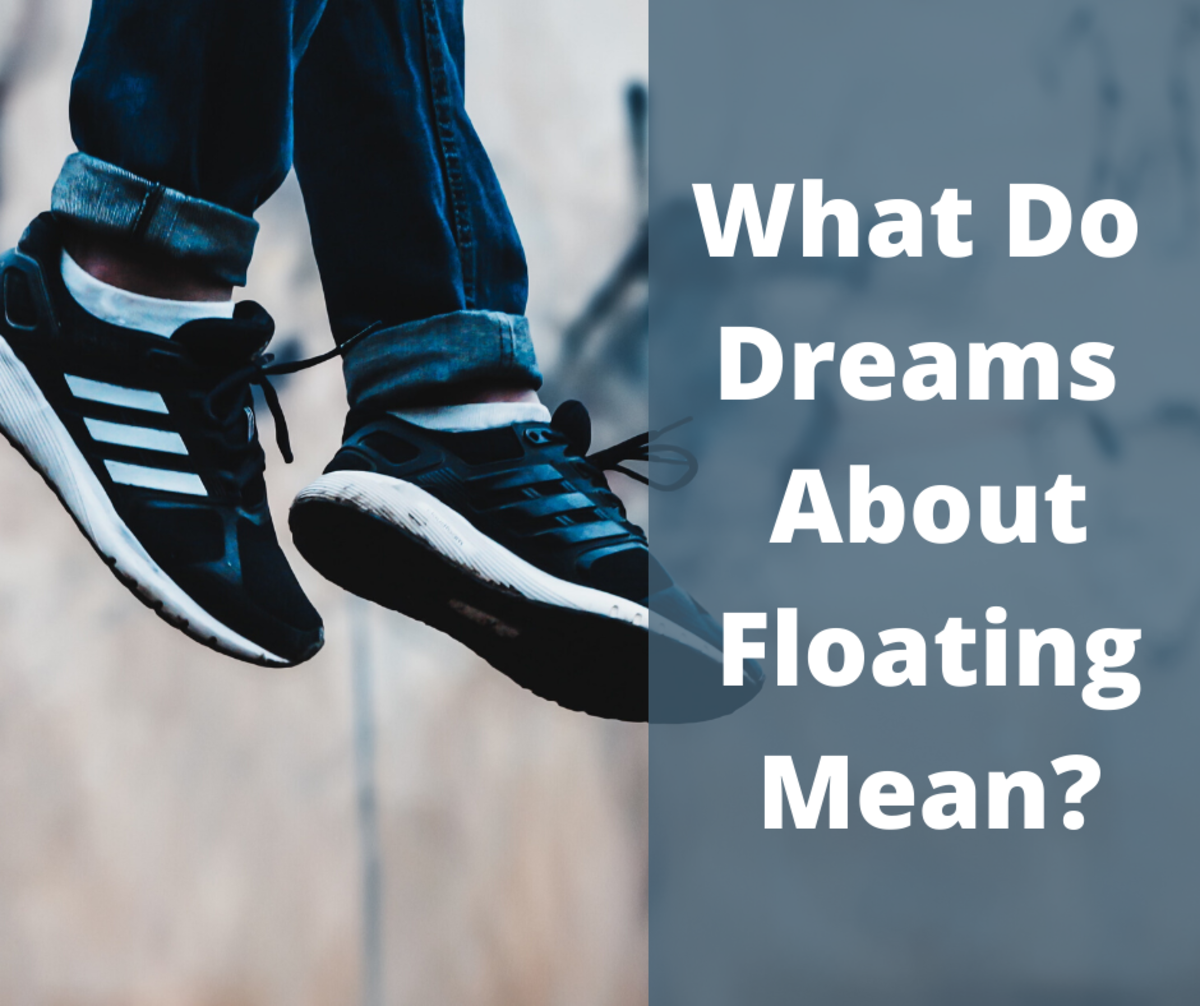 read on to learn the meanings behind dreams about floating