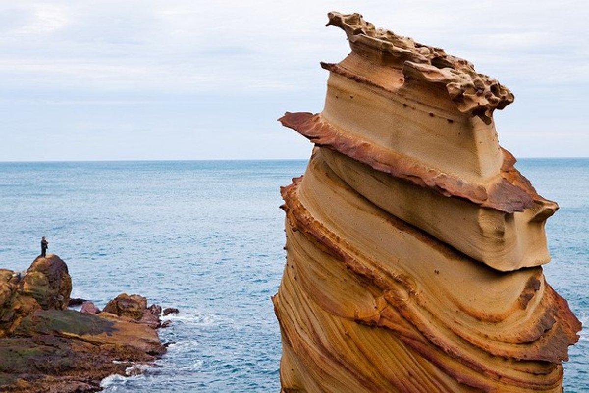 Nanya Rock Formation, Taiwan