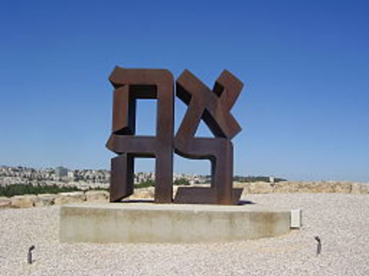 "How to Say ""Love"" in Hebrew"