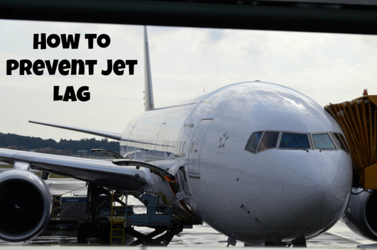 Easy Ways to Prevent and Avoid Jet Lag on Long Flights