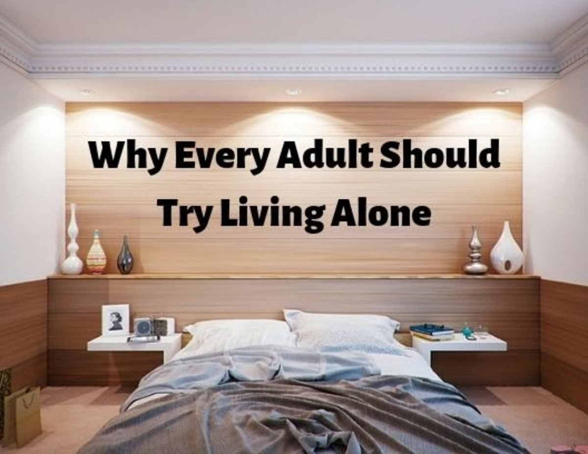 The Pros and Cons of Living Alone as an Adult