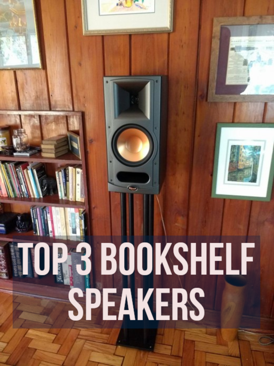 The Best 3 Bookshelf Speakers in 2020