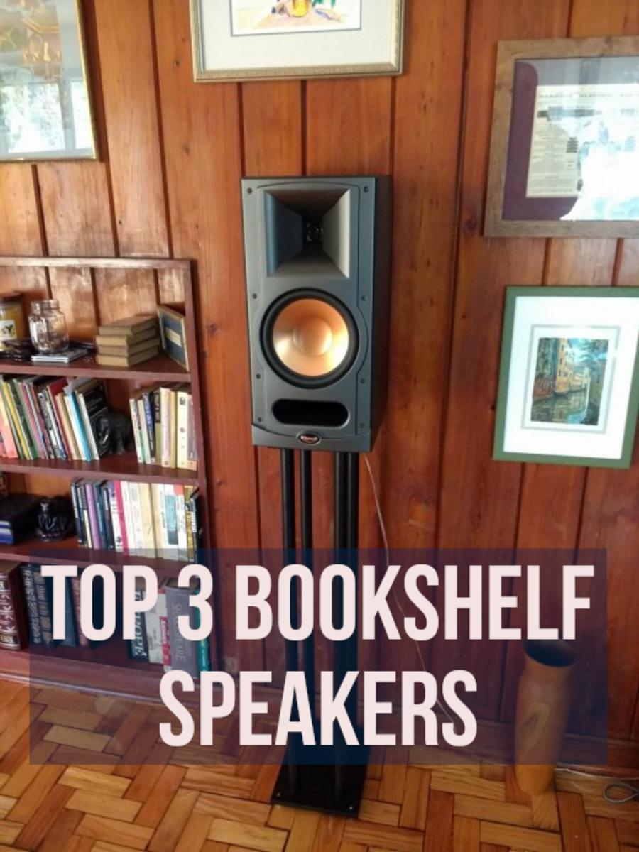 3 Best Bookshelf Speakers in 2021