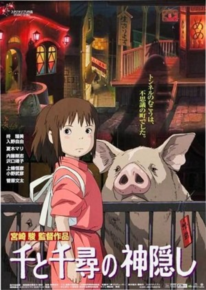 Spirited Away: Themes and Meanings in Hayao Miyazaki's Movie