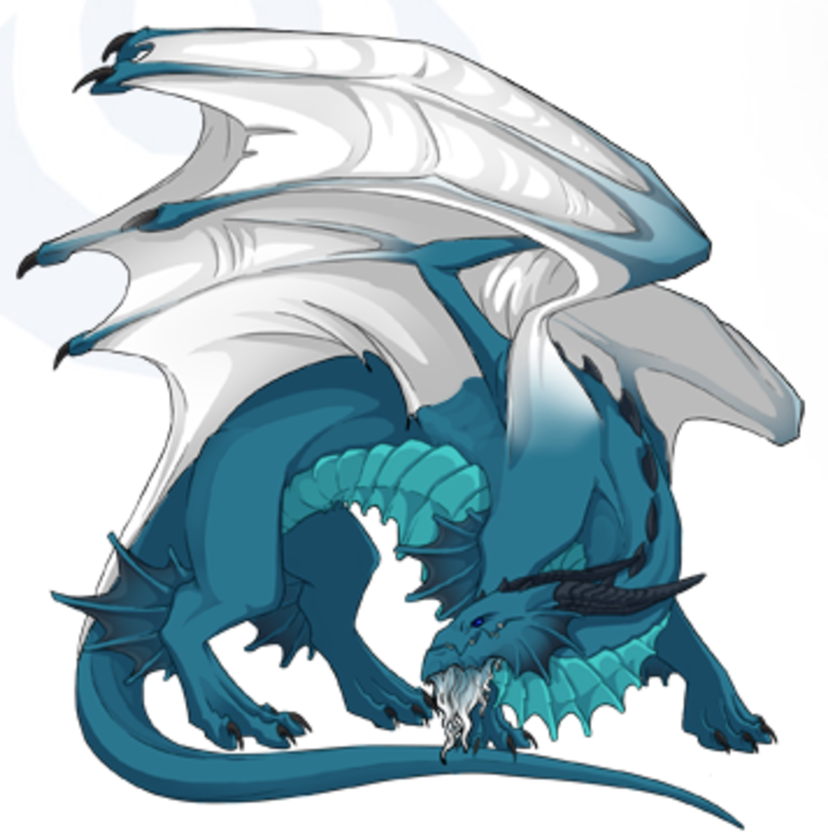 My very own Guardian Dragon, progenitor of my clan. What is this all about? Well, read on and learn what makes progenitors unique!