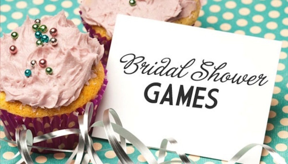 The Bridal Shower Part V:  Games