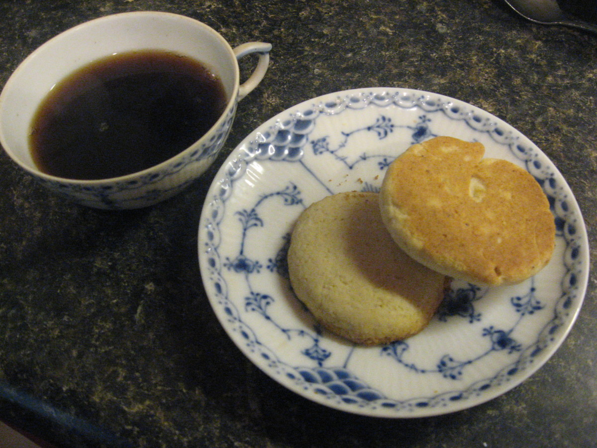 Try my Tea Cake Recipe!